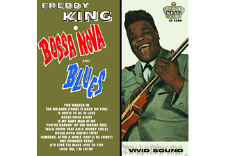 Freddie King - Bossa Nova And Blues - (Vinyl)