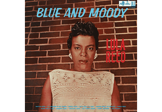 Lula Reed - Blue And Moody - (Vinyl)