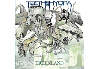 Teeth Of The Hydra - Greenland - (CD)
