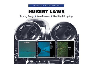 Hubert Laws - Crying Song/Afro-Classic/The Rite Of Spring - (CD)