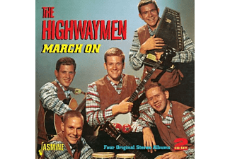 Highwaymen - March On - (CD)