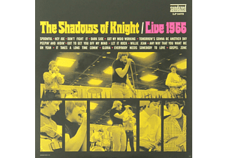 Shadows of Knight - Live 1966 (180 G Vinyl) - (Vinyl)