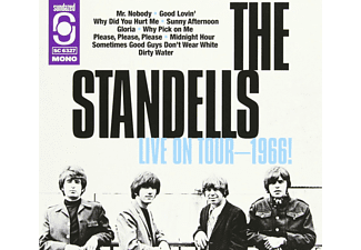 The Standells - Live On Tour-1966! - (CD)