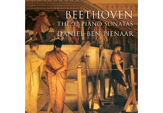 Daniel-ben Pienaar - The 32 Piano Sonatas [CD]