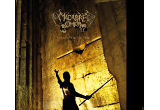 Macabre Omen - Gods Of War - At War (Digipak) [CD]
