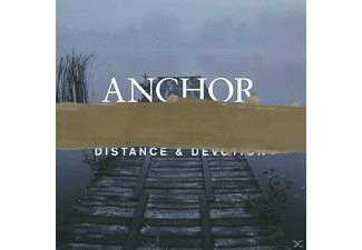 Anchor - Distance & Devotion (Blue) [Vinyl]
