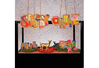 Speedy Ortiz - Foil Deer - (LP + Download)