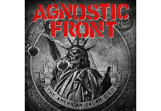 Agnostic Front - The American Dream Died - (Vinyl)