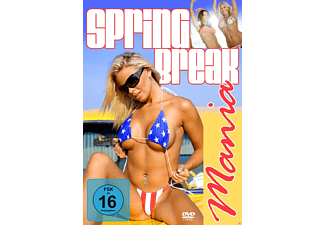 Spring Break Mania - (DVD)