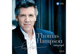 Thomas Hampson - Thomas Hampson - Autograph (CD)