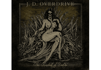 J. D. Overdrive - The Kindest Of Death - (CD)