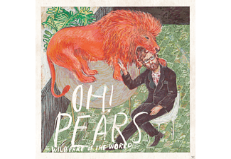 Oh! Pears - Wild Part Of The World - (CD)