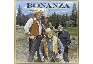 Bonanza Cast - Bonanza   4-Cd & Book/Buch - (CD)