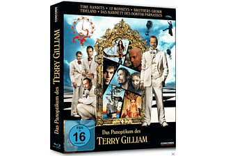 Das Panoptikum des Terry Gilliam - (Blu-ray)
