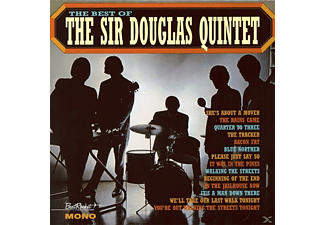 The Sir Douglas Quintet - Best...Plus (180g Edition) - (Vinyl)