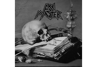 Axemaster - Overture To Madness [CD]
