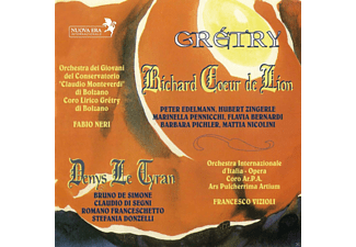 Various - Gretry: Richard Coeur De Lion - (CD)