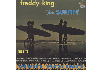 Freddie King - Freddy King Goes Surfin'  180g Vinyl - (Vinyl)
