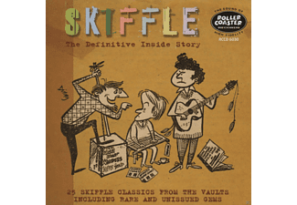 VARIOUS - Skiffle-The Definitive Inside Story - (CD)