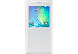 SAMSUNG S View Cover GALAXY A7 Wit