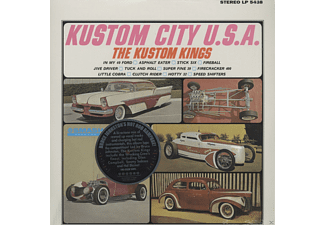 Kustom Kings - Kustoms Kings U.S.A Lp - (Vinyl)