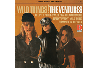 The Ventures - Wild Things!  180g Limited Edition - (Vinyl)