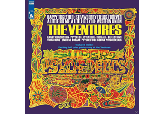 The Ventures - Super Psychedelics (1967) 180g Limited Edition - (Vinyl)