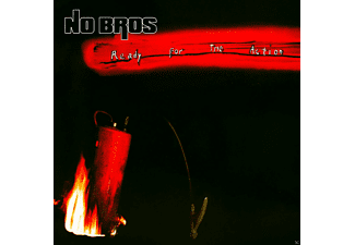 No Bros - Ready For The Action [CD]