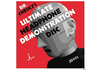 Dr. Chesky - The Ultimate Headphone Demonst - (CD)