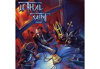 Lethal Saint - Wwiii - (CD)