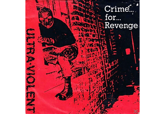 Ultra Violent - Crime For Revenge - (Vinyl)