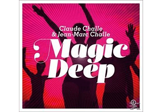 Claude Challe, Challe Jean-Marc, Various - Magic Deep - (CD)