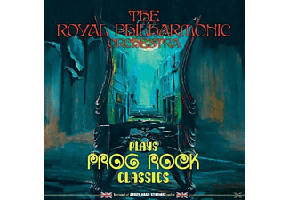 Royal Philharmonic - Plays Prog Rock Classics [CD]