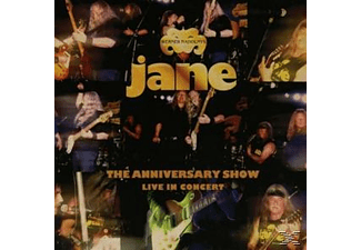 Werner Nadolny's Jane - The Anniversary Show (Live In Concert) - (CD)