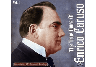 Enrico Caruso - The True Voice Of Enrico Caruso Vol.1 [CD]