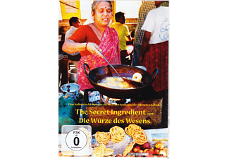 The Secret Ingredient oder: Die Würze des Wesens - (DVD)