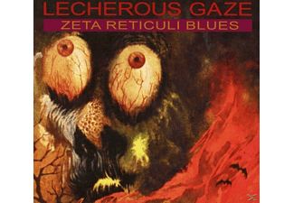 Lecherous Gaze - Zeta Reticuli Blues [CD]