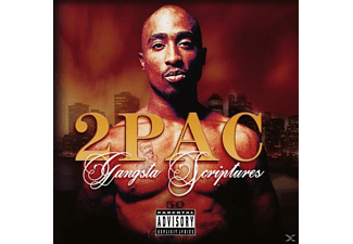2Pac - Gangsta Scriptures [CD]