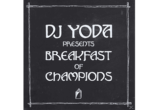 Dj Yoda - Dj Yoda Presents:Breakfast Of Champions [LP + Download]