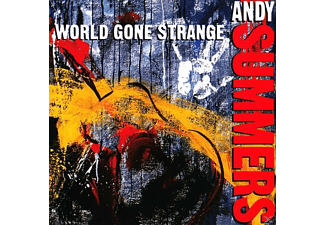 Andy Summers - World Gone Strange [CD]