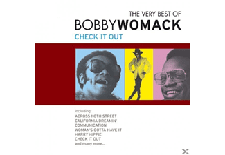 Bobby Womack - Check It Out - (CD)