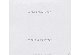 A Projection - Exit - (LP + Bonus-CD)