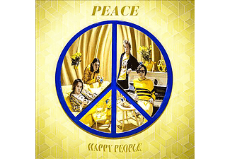 Peace - Happy People (CD)