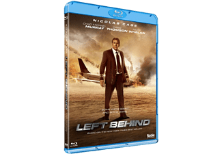 Left Behind Thriller Blu-ray