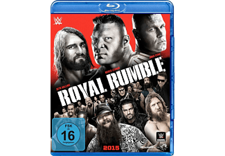 Royal Rumble 2015 [Blu-ray]