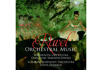 Minnesota Orchestra, London Symphony Orchestra - Orchestral Music [CD]