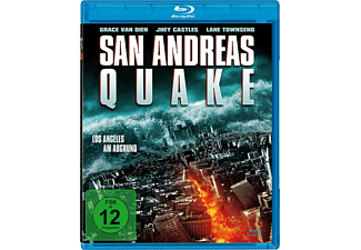 San Andreas Quake - (Blu-ray)