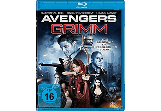 Avengers Grimm - (Blu-ray)