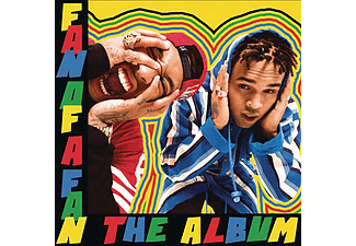 Chris Brown, Tyga - Fan Of A Fan - The Album - Deluxe Edition (CD)