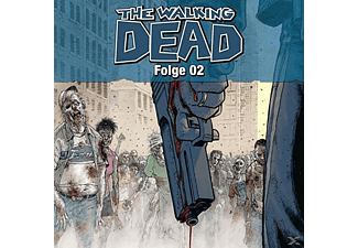 The Walking Dead Folge 02 - (CD)